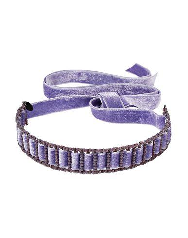 ERICKSON BEAMON Necklace in Purple