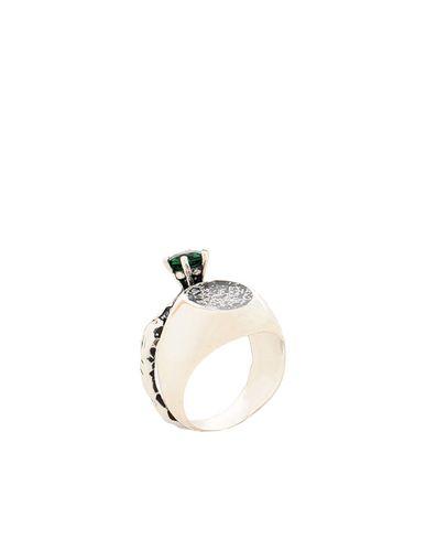 VOODOO JEWELS Rings in Silver
