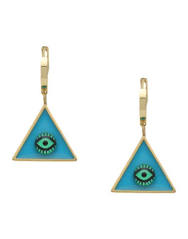 KATERINA PSOMA Earrings in Turquoise
