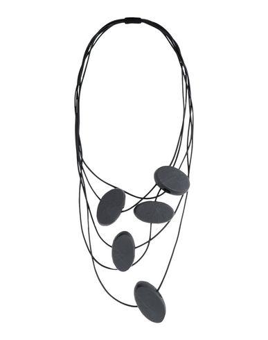 MARIA CALDERARA Necklace in Black