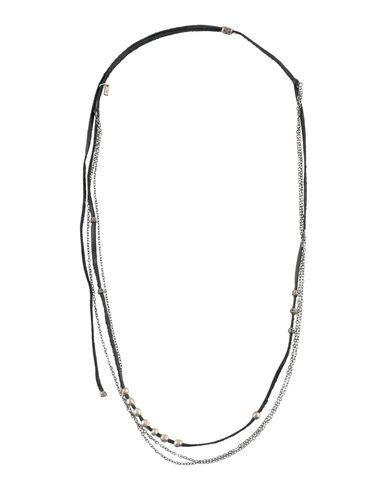 RICCARDO FORCONI Necklace in Black