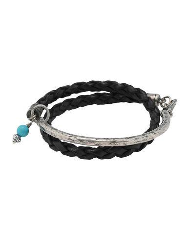 D'AMICO Bracelets in Black