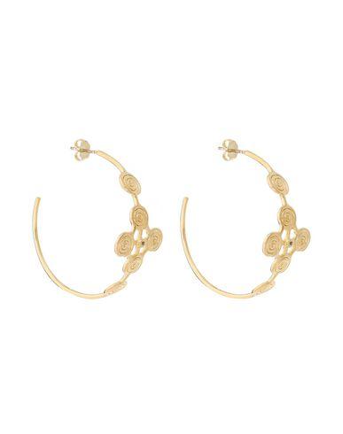 Elizabeth And James Earrings In Gold