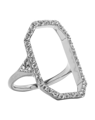 Elizabeth And James Ring In Silver