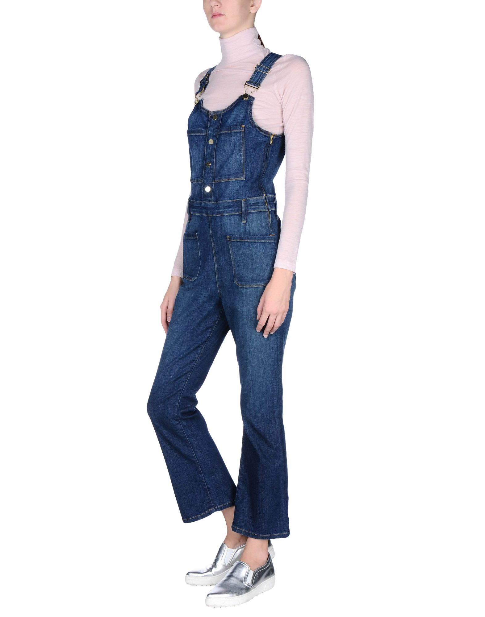 Frame Overalls - Women Frame Overalls online on YOOX United States ...
