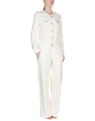 Jumpsuit/One Piece in Ivory