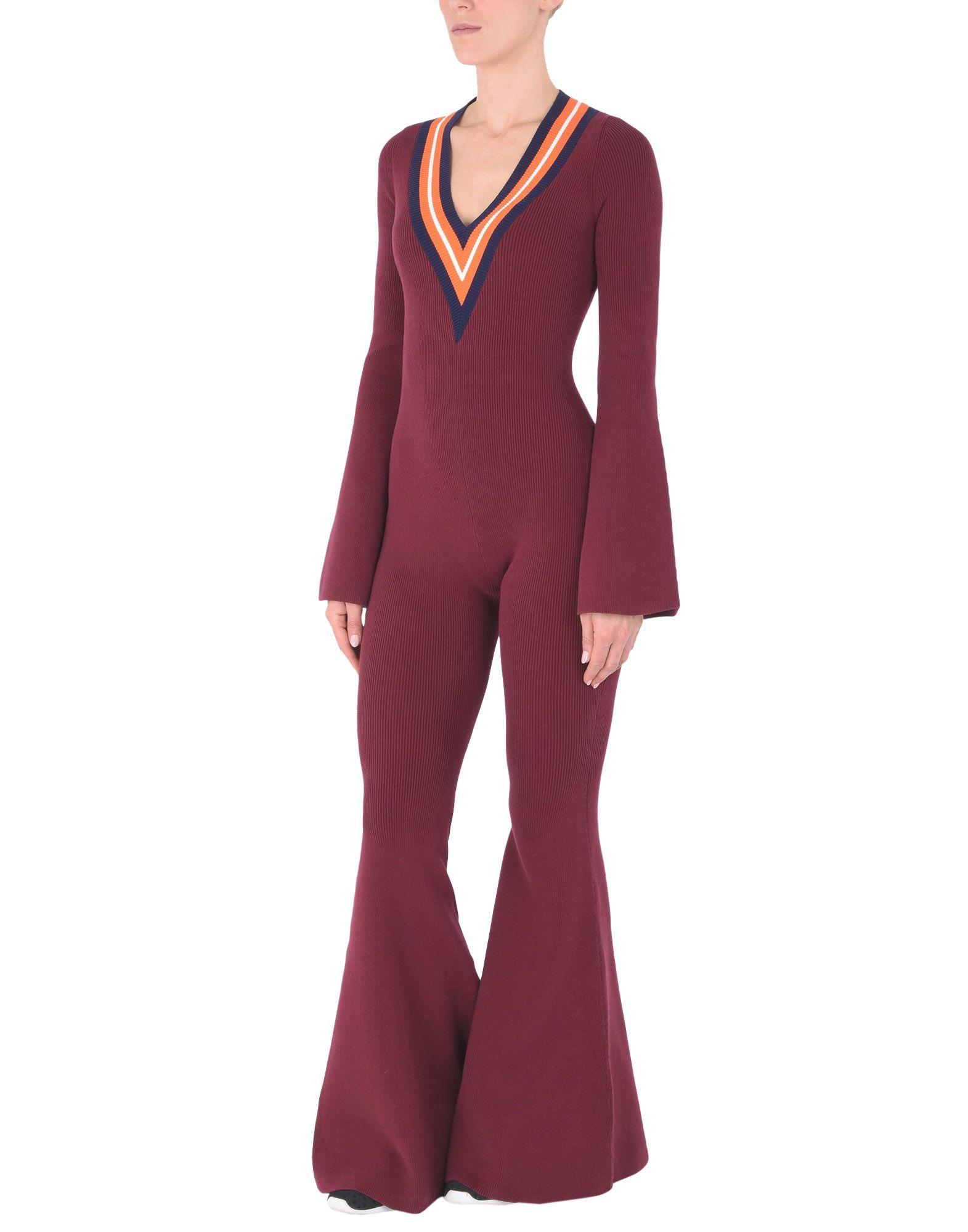 Tuta Fenty Puma By Rihanna Deep V Sweater Knit One Piece - Donna - Acquista online su Cmt6VAasfm