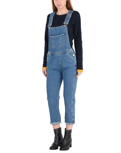 Damen latzhosen jeans