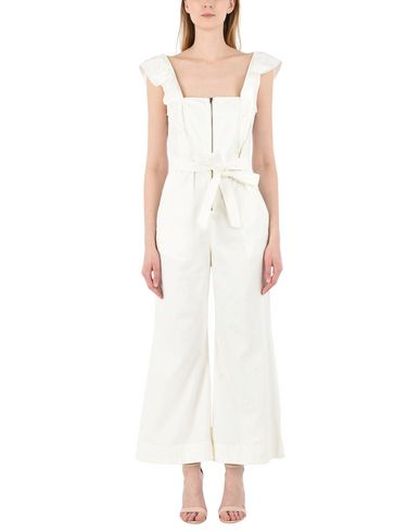 Free People Jean Sun Valley Jumpsuit Ivory Jumpsuitone Piece