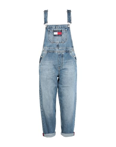 8a5b4dfd612e Tommy Jeans Tjw Regular Dungaree - Overalls - Women Tommy Jeans ...