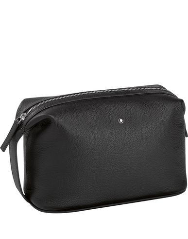 Montblanc Meisterstück Soft Grain Wash Bag - Beauty Case - Men ... 9fac166d40