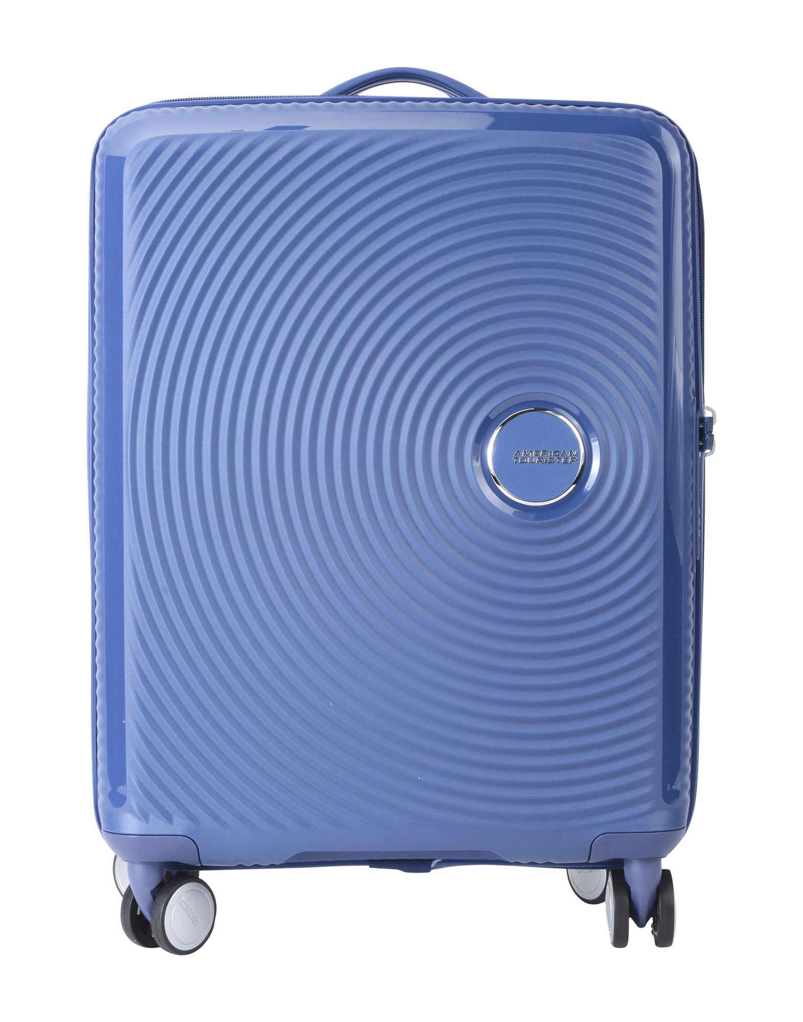 Trolley E Valigie American Tourister Soundbox Spinner 55 Expand - Uomo - Acquista online su