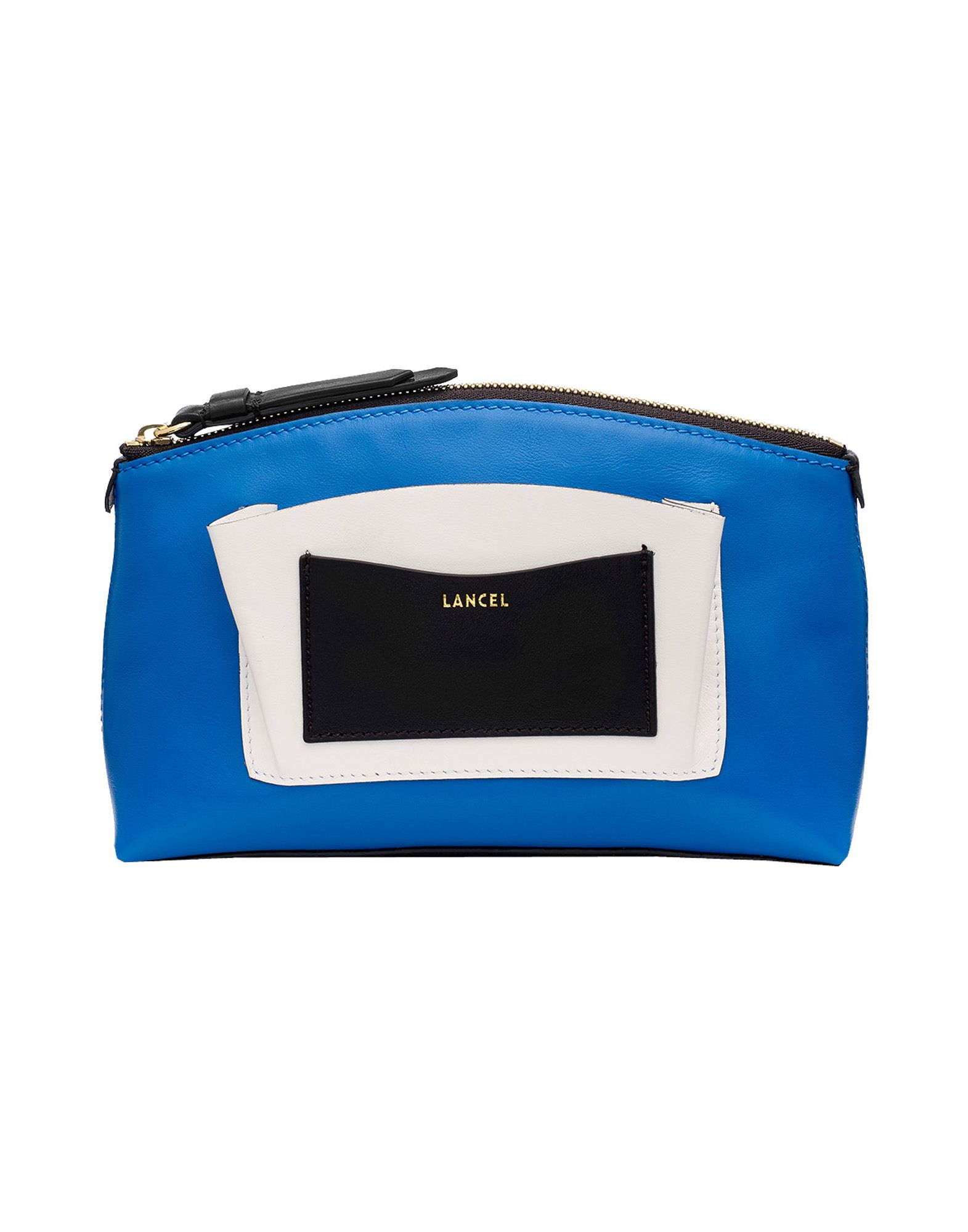 Beauty Case Lancel Bianca Smooth Leather - Donna - Acquista online su