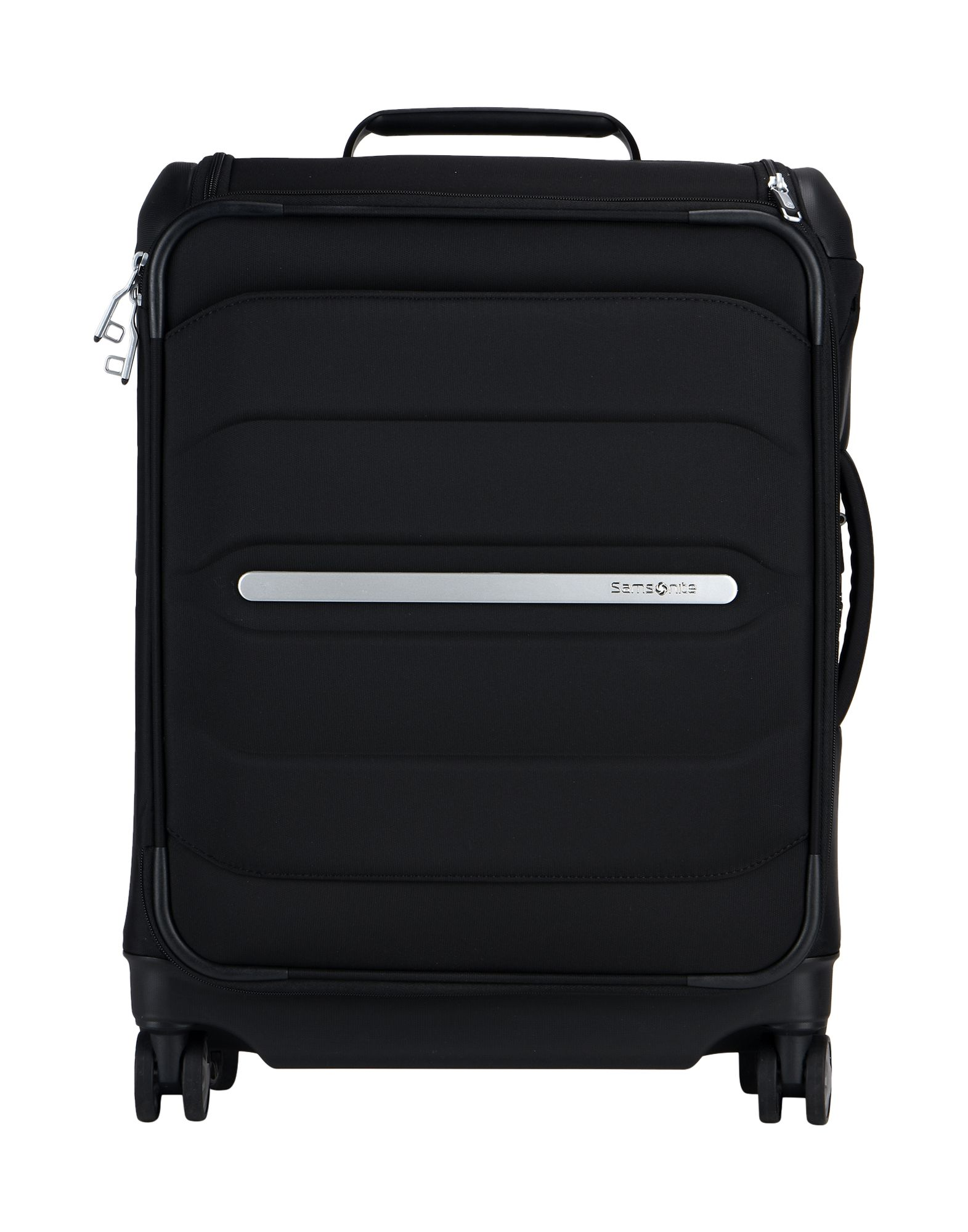 Trolley E Valigie Samsonite Flux Soft Spinner 55/20 Toppocket Black - Donna - Acquista online su