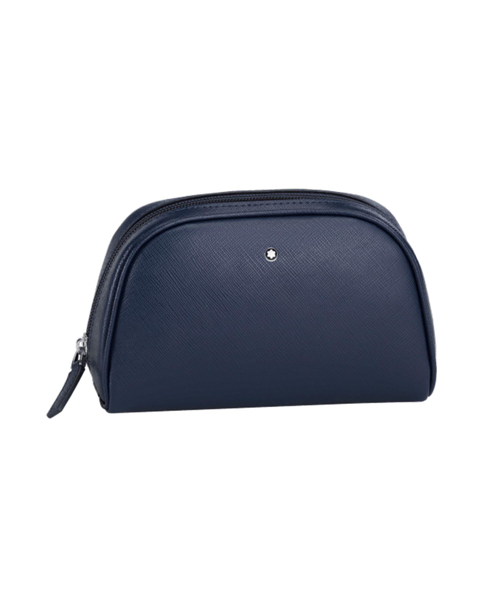 c2899e057b70 Montblanc Mb Sartorial Vanity Bag Large Indigo - Beauty Case - Men ...