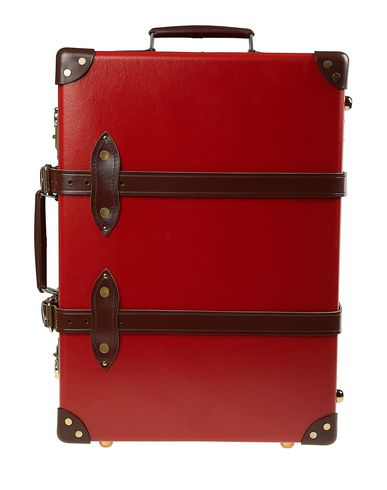 GLOBE-TROTTER Luggage in Red