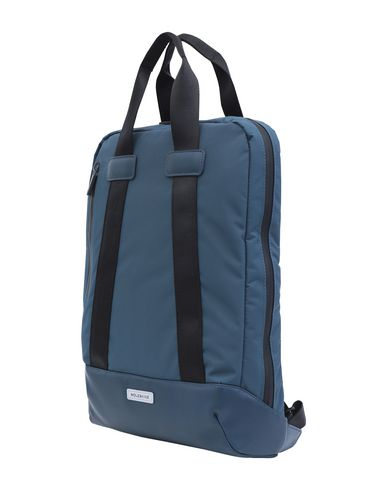MOLESKINE Backpack & Fanny Pack in Dark Blue