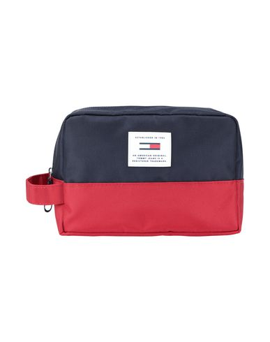 the best attitude c9362 2c2dc TOMMY JEANS Beauty case - Luggage | YOOX.COM