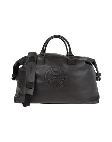 Dsquared2 Leathers Travel & duffel bag
