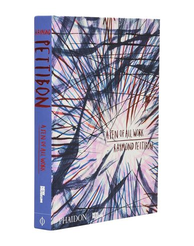 Phaidon Raymond Pettibon: A Pen Of All Work - Art Book