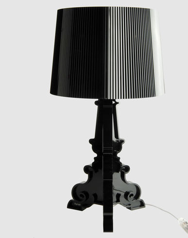 Lampada Da Tavolo Kartell Bourgie - Uomo - Acquista online su YOOX ...
