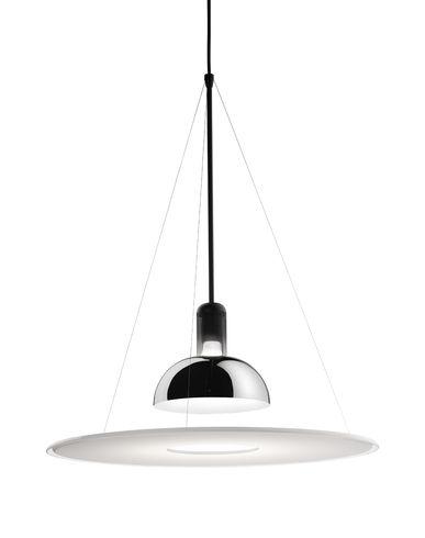 Frisbi lampada a sospensione flos design art flos for Lampada flos sospensione