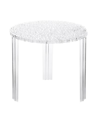 Kartell T-Table - Small Table - Design+Art Kartell Online On Yoox