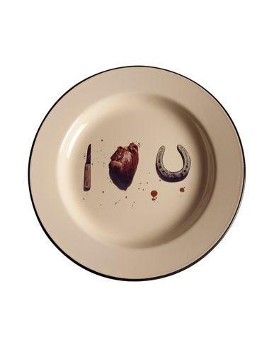 SELETTI WEARS TOILETPAPER - Plates  sc 1 st  Yoox & Seletti Wears Toiletpaper Seletti Wears Toiletpaper - Plates ...