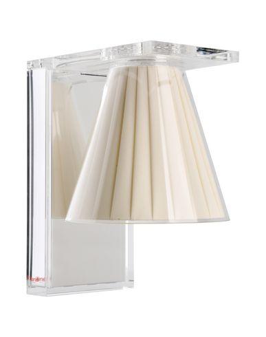 Kartell light air wall lamp designart kartell online on yoox kartell wall lamp aloadofball Images