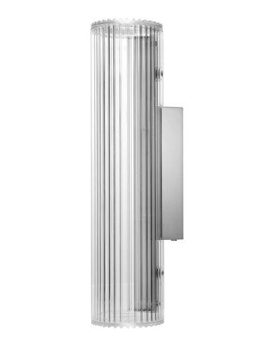 Kartell rifly wall lamp designart kartell online on yoox kartell wall lamp aloadofball Images