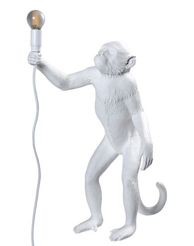 Seletti monkey lamp table lamp designart seletti online on seletti table lamp mozeypictures
