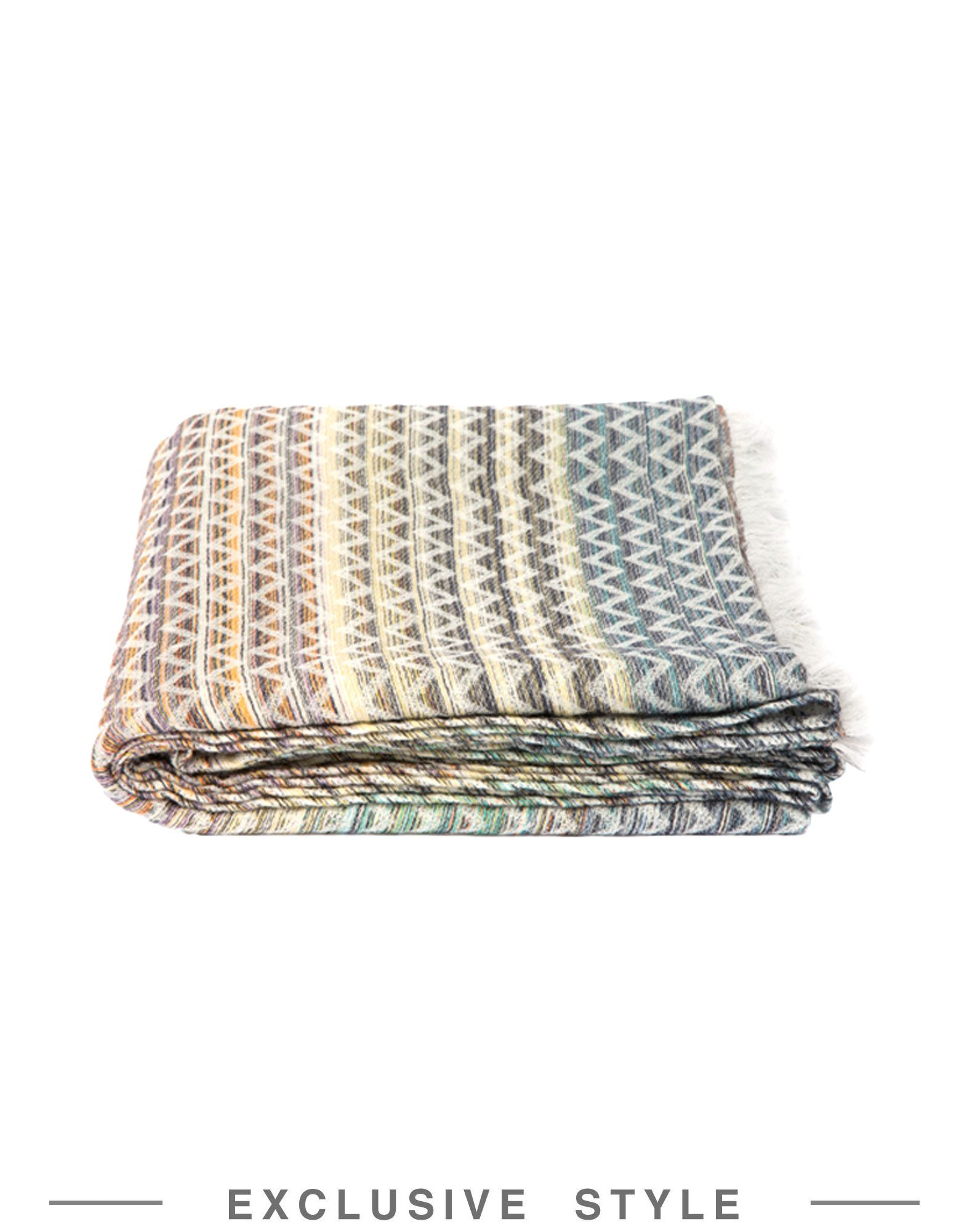 missoni men  shop online suits pants scarves and more at yoox  - missoni home  blankets