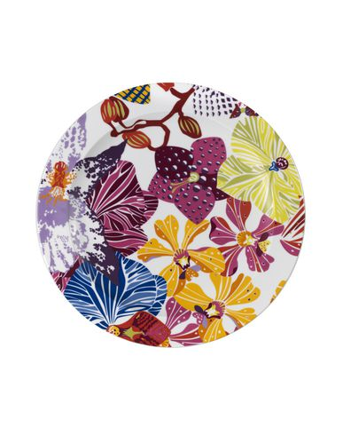 MISSONI HOME by RICHARD GINORI 1735 - Plates  sc 1 st  Yoox & Missoni Home By Richard Ginori 1735 Flowers - Plates - DESIGN+ART ...