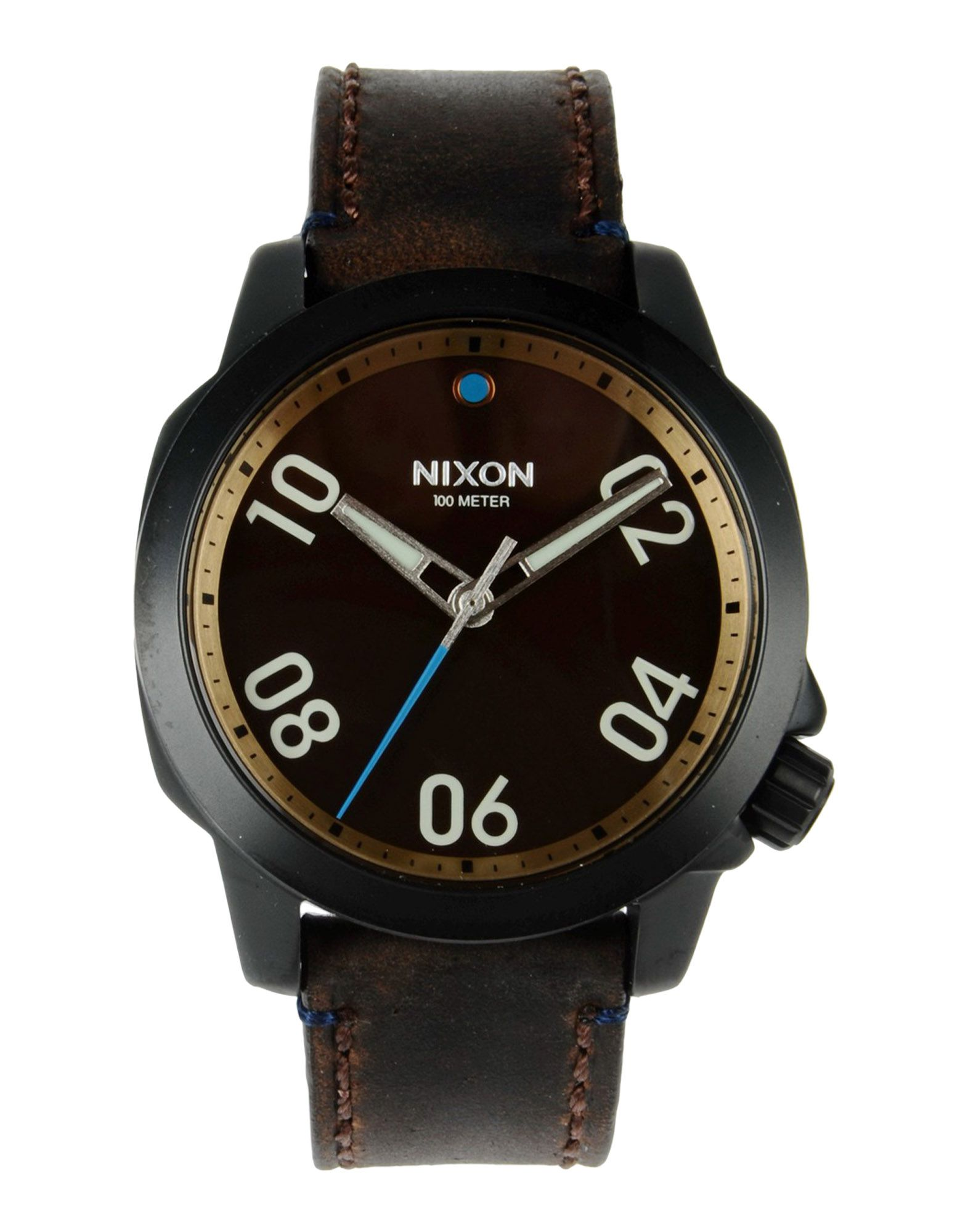 Orologio Da Polso Nixon A471 Ranger 40 Leather - Uomo - Acquista online su