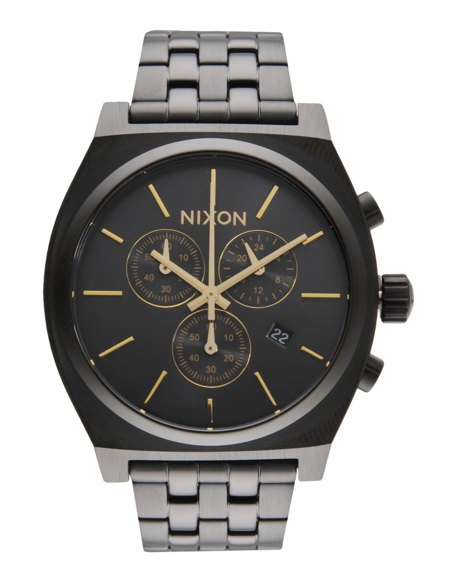 Orologio Da Polso Nixon A972 Time Teller Chrono - Uomo - Acquista online su
