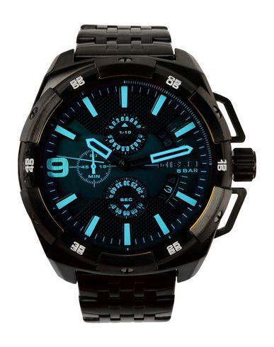 diesel armbanduhr herren armbanduhren diesel auf yoox. Black Bedroom Furniture Sets. Home Design Ideas
