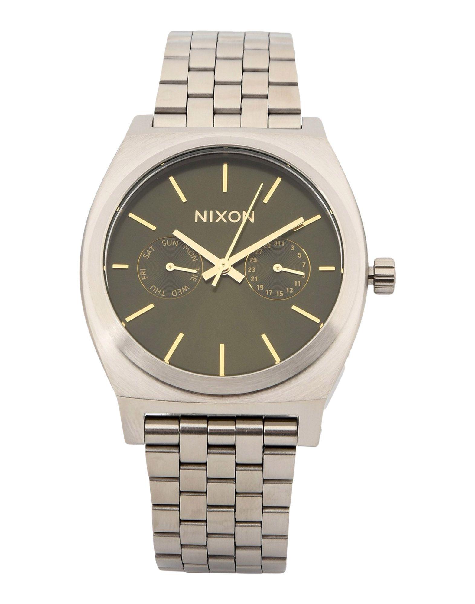 Orologio Da Polso Nixon A922 Time Teller - Uomo - Acquista online su