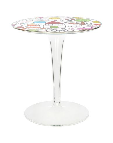 taille 40 40494 c2a9b Kartell Tiptop Kids - Table Basse - DESIGN+ART Kartell ...