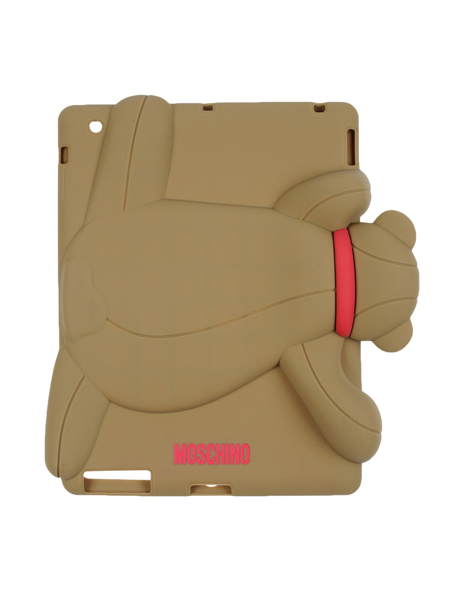 the best attitude 811d0 c8a9b MOSCHINO iPad 2 Cover - Accessories | YOOX.COM
