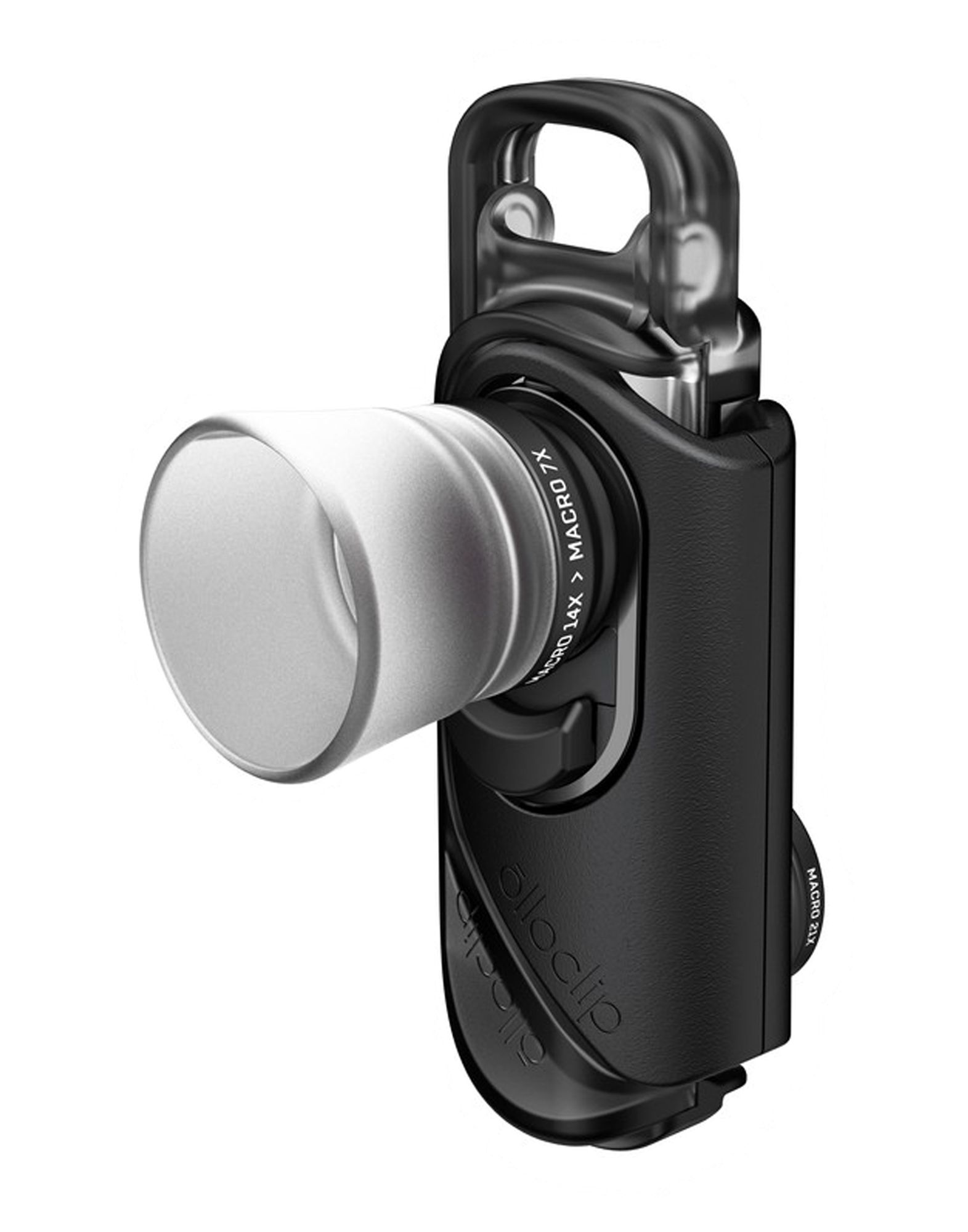 Accessorio Hi-Tech Olloclip Macro Pro Lens Set - Iphone 7/7+ - 7X, 14X Or 21X - Uomo - Acquista online su