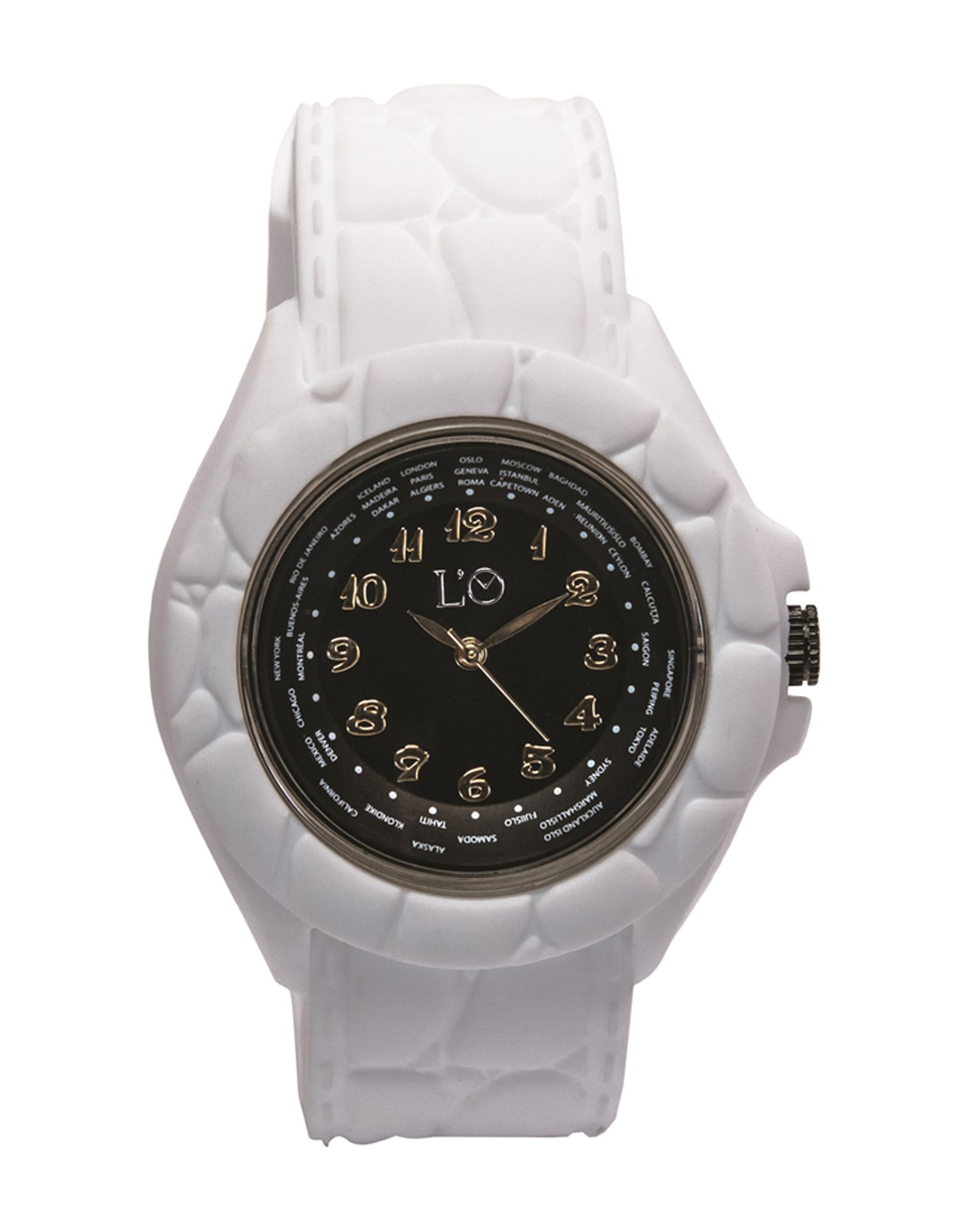 Yoox Fossil Jacqueline Light Brown Leather Strap Watch Es 4086