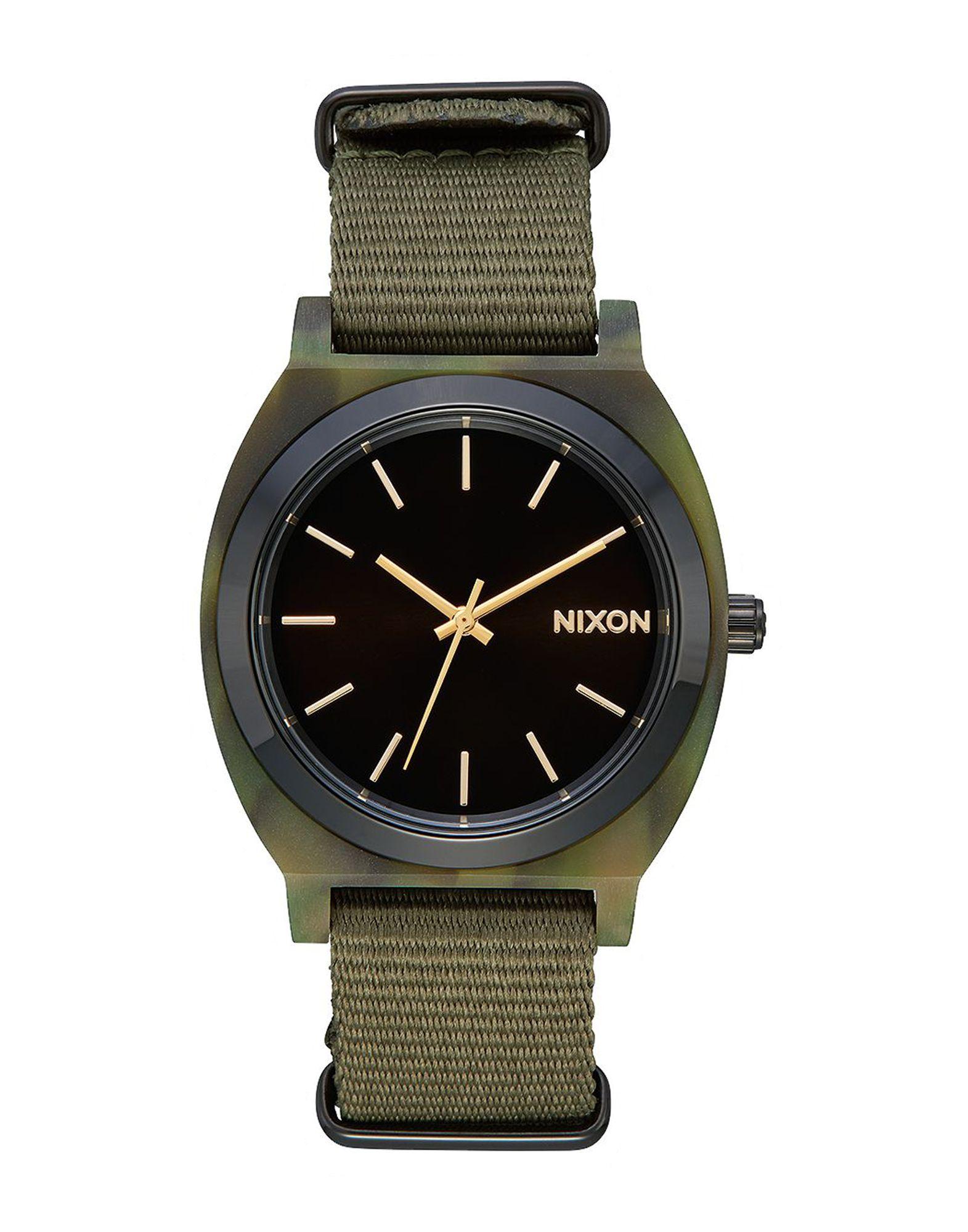 Orologio Da Polso Nixon A327 Time Teller Acetate - Donna - Acquista online su