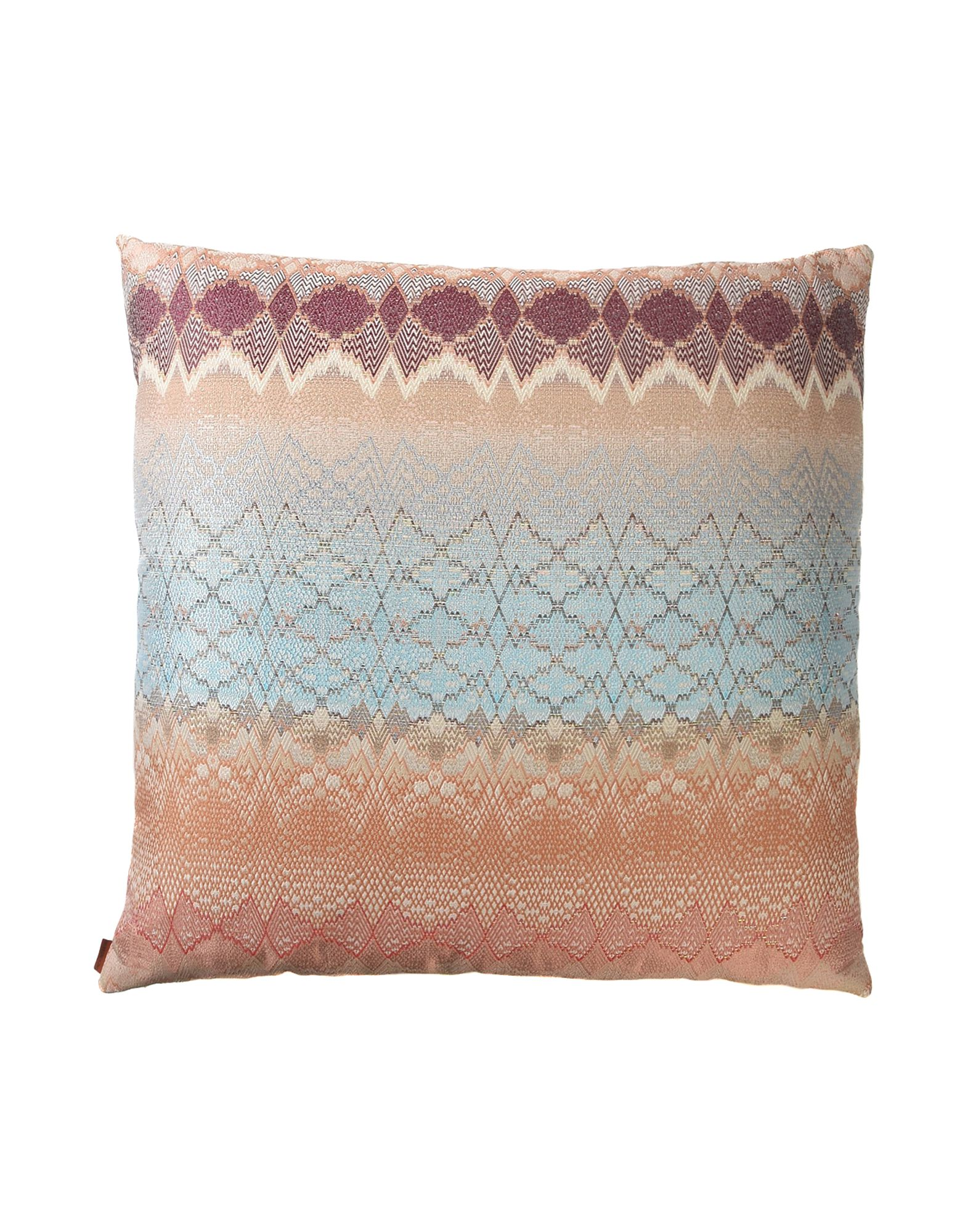 missoni home tbilisi  pillows  designart missoni home online on  - missoni home tbilisi  pillows  designart missoni home online on yoox id