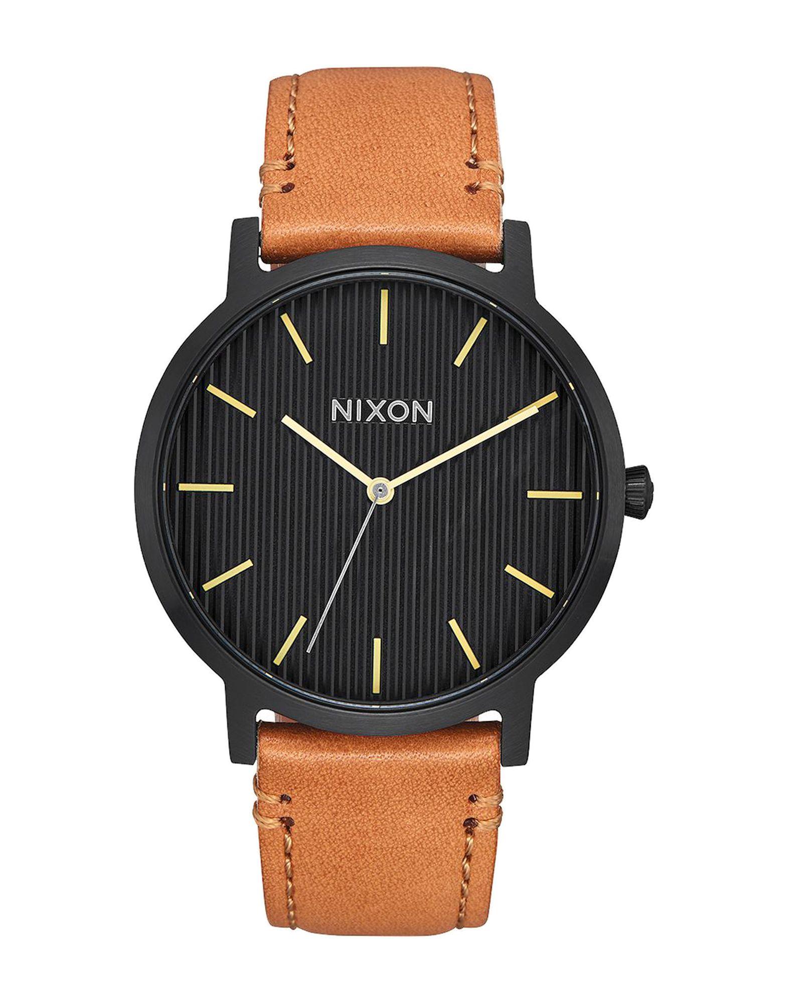 Orologio Da Polso Nixon A1058 Porter Leather - Uomo - Acquista online su