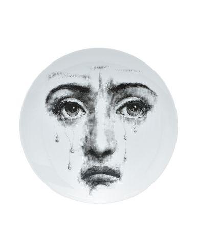 FORNASETTI - Decorative plate