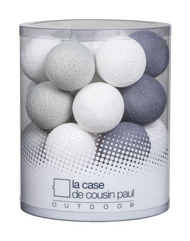 la case de cousin paul suspension lamp design art la case de cousin paul online on yoox. Black Bedroom Furniture Sets. Home Design Ideas