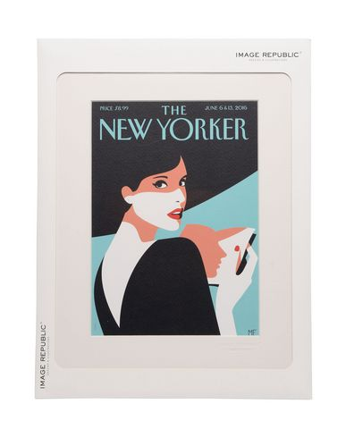 Image Republic The Newyorker 86 Favre Page Turner - Wall Decor - Men ...