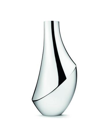 Georg Jensen Flora Vase Designart Georg Jensen Online On Yoox
