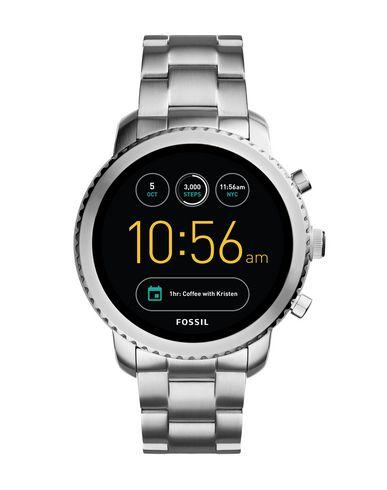 FOSSIL QQ Explorist Touchscreen SmartwatchFOSSIL Q腕時計