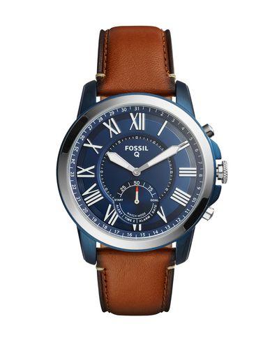 FOSSIL QQ Grant Hybrid SmartwatchFOSSIL Q腕時計